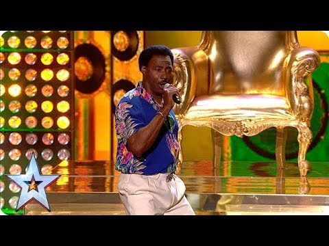 Thought Donchez's Wiggle And Wine Couldn't Get Any Better? THINK AGAIN! | Semi-Finals | BGT 2018