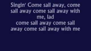 Come sail away Styx with lyrics