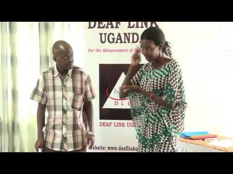 Deaf Link Uganda SACCO Seminar