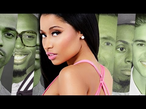 7 Guys Nicki Minaj Has Grinded On