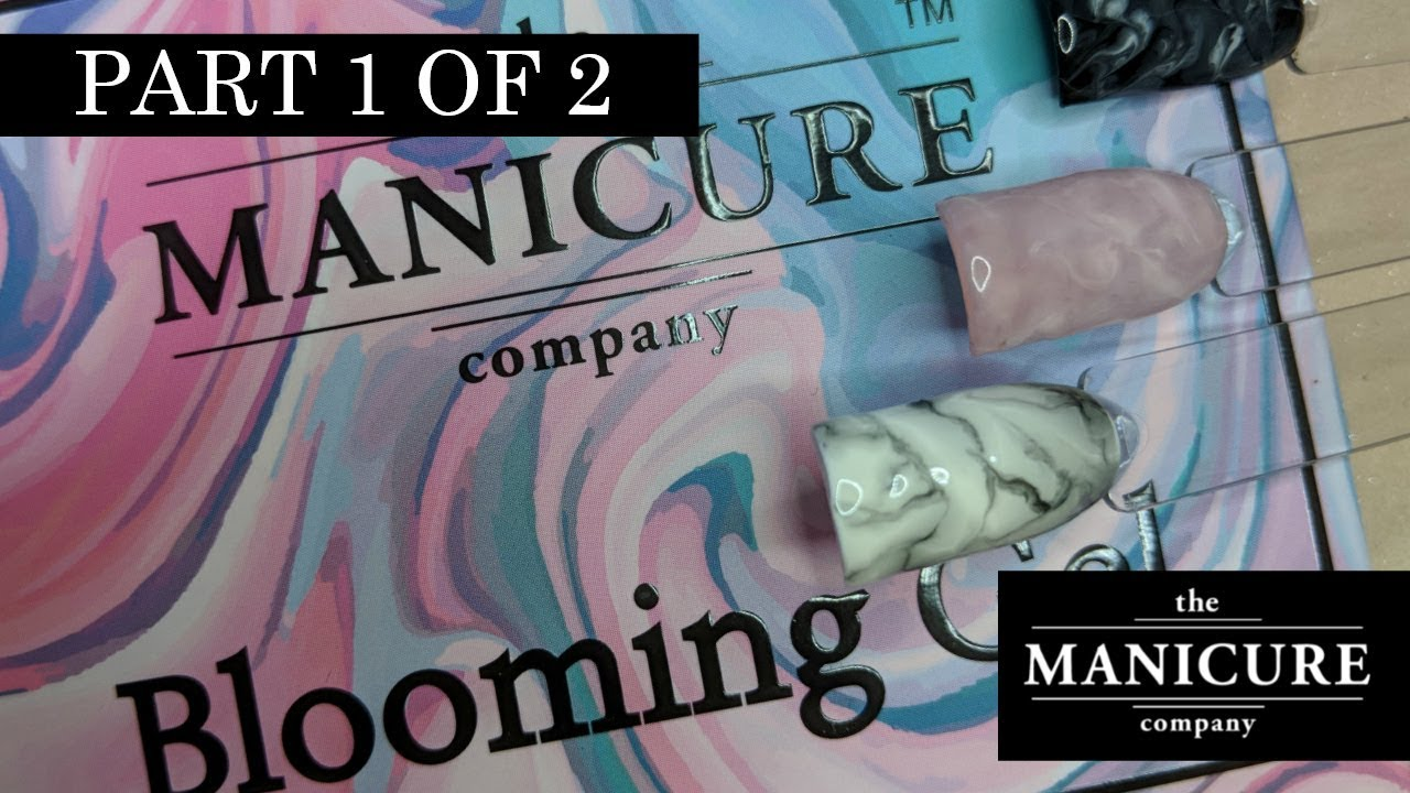 Blooming Gel Tutorial: Part 1 of 2 💅🏼 The Manicure Company (TMC ...