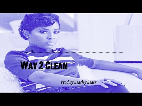 Dej Loaf | Jacquees | R&B Trap Type Beat *Way 2 Clean* (Prod.By Beasley Beatz)