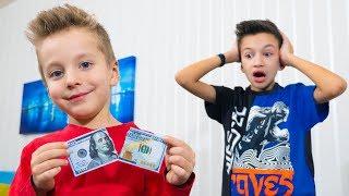 ЗАЧЕМ Взял Деньги БЕЗ СПРОСА!