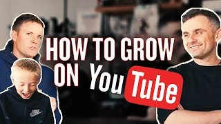 HOW TO START ON YOUTUBE (ADVICE FROM A 5M SUBSCRIBER CHANNEL) | #ASKGARYVEE WITH WHAT
