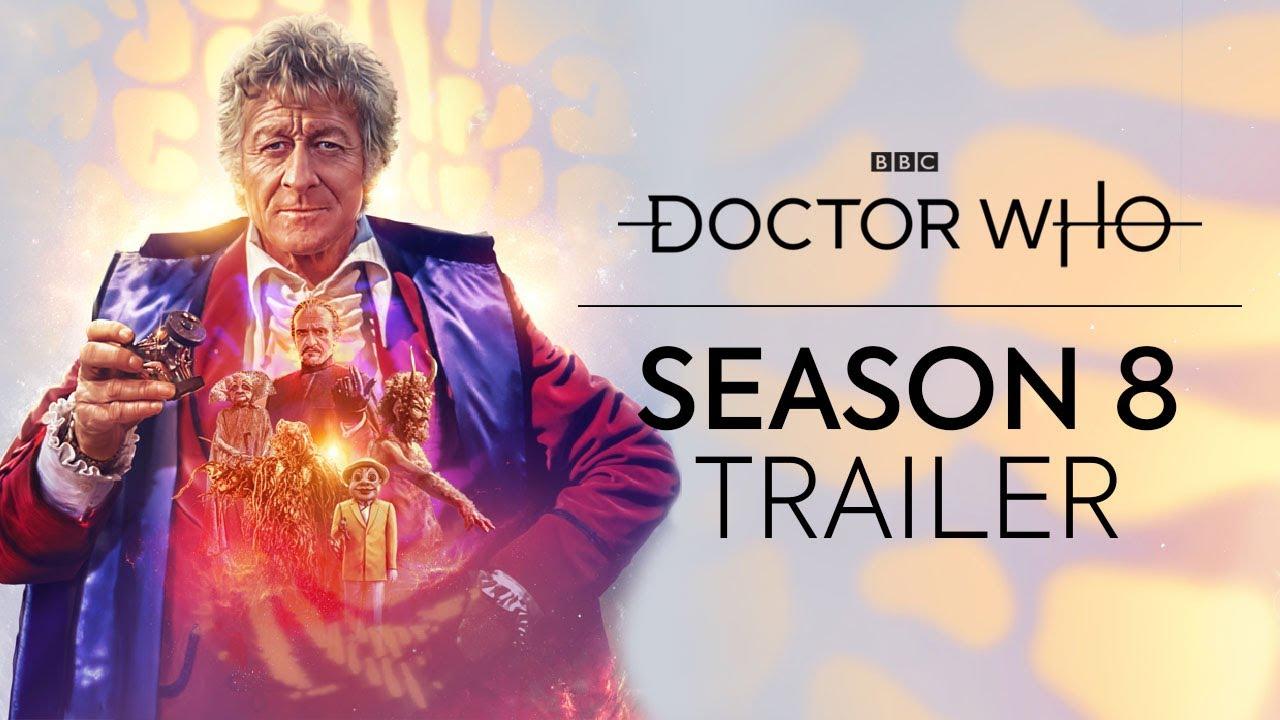 Season 8 Trailer | The Collection | Doctor Who
