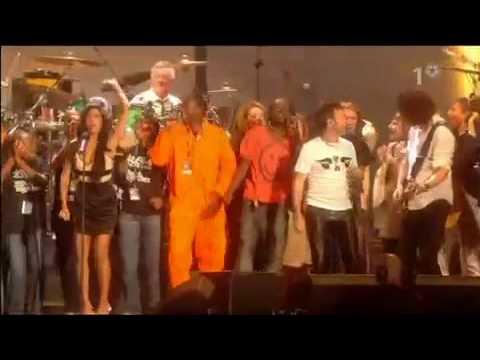 Free Nelson Mandela - Amy Winehouse