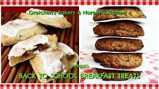 Breakfast Cookies ~ Back To School Breakfast Treats Collaboration with Gretchen's Bak