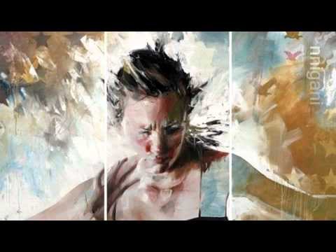 Thumbnail: Lilies of the valley & Simon Birch - painter