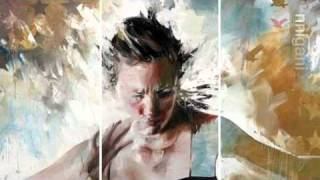 Lilies of the valley & Simon Birch - painter