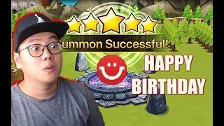 Birthday Present From Com2us !! | Summoners War