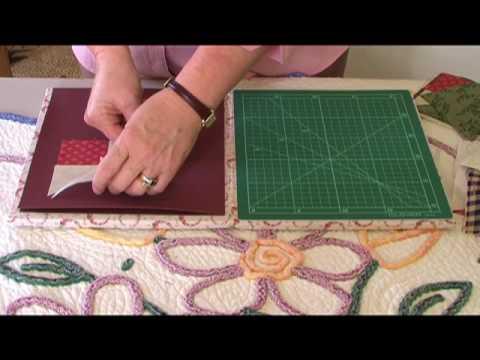 Portable Pressing & Cutting Board - YouTube : quilting cutting boards - Adamdwight.com