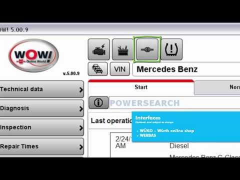 WOW! Würth Online World Program overview software WOW! 5 00
