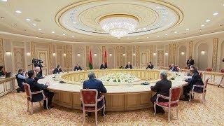 Лукашенко выступает за выработку приемлемых для всех принципов сотрудничества в Европе