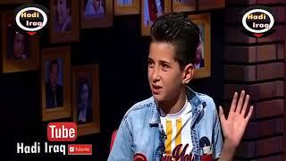 فهد بلاسم يتكلم عن قصه حيااته +غناء ياروحي هستوني صرت