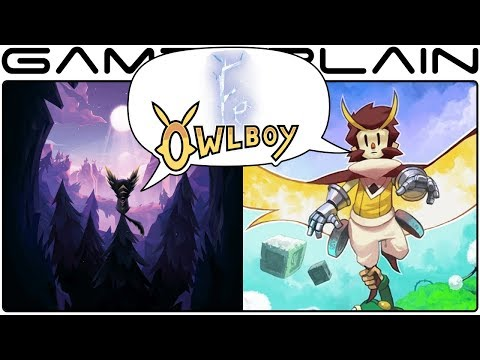 Hands-On w/ Fe & Owlboy for Nintendo Switch - Preview DISCUSSION