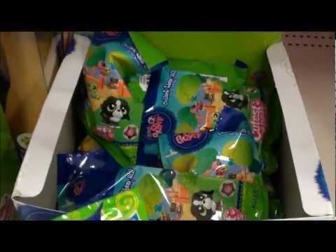 Littlest Pet Shop at SUPER TARGET - Buying LPS Blind Bags!