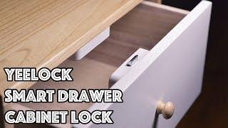 УМНЫЙ МЕБЕЛЬНЫЙ ЗАМОК XIAOMI Yeelock Smart Drawer Cabinet Lock
