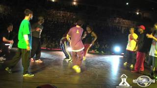 PREDATORZ vs LA SMALA (INTERNATIONAL ROCHEFORT BATTLE 2011) WWW.BBOYWORLD.COM thumbnail