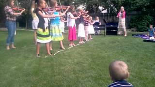 Bile Them Cabbage Down - Suzuki Violin