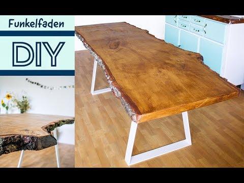 Diy Tutorial Designer Tisch Bauen Einfach Mobel Bauen