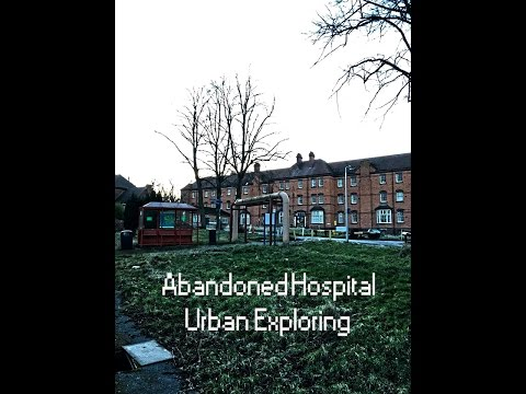 Setting alarms of in a Derelict Hospital - Urban Exploring