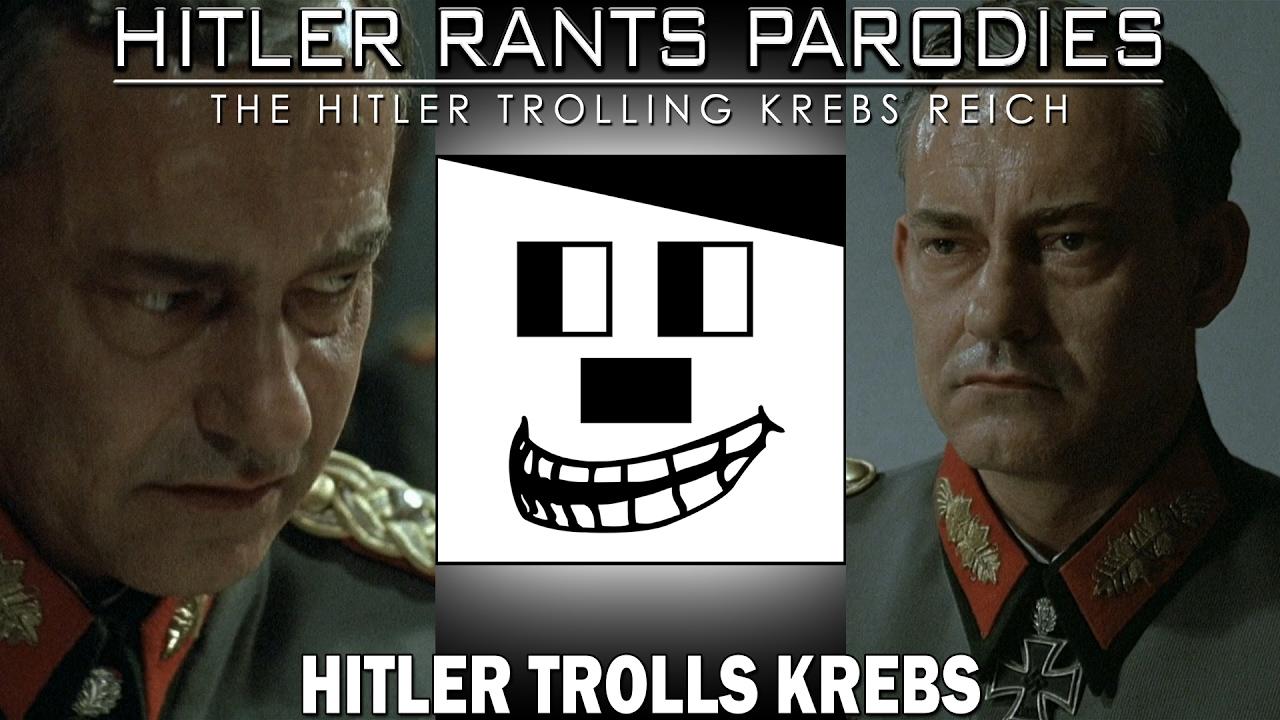Hitler trolls Krebs