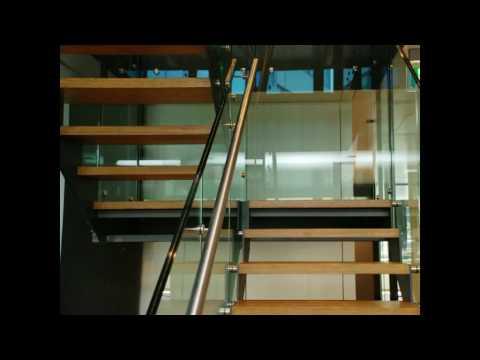 Scala a giorno per interni in legno event tecnico youtube - Estfeller finestre per tetti ...
