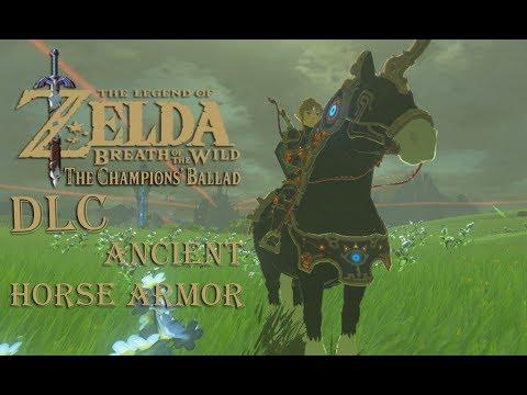 Zelda: Breath Of The Wild DLC EX Ancient Horse Rumors