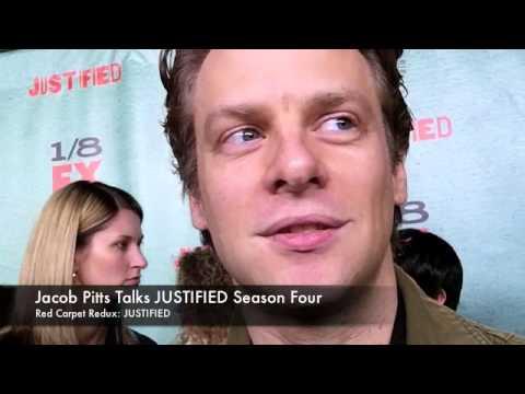 Jacob Pitts Talks JUSTIFIED Season 4