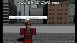 DiC's Sonic Underground - Never Easy ROBLOX Music Video