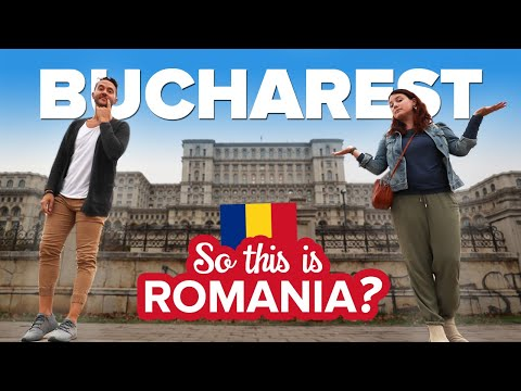 Romania First Impressions. THIS IS BUCHAREST? 🇷🇴 What to do and Where to go in the City.