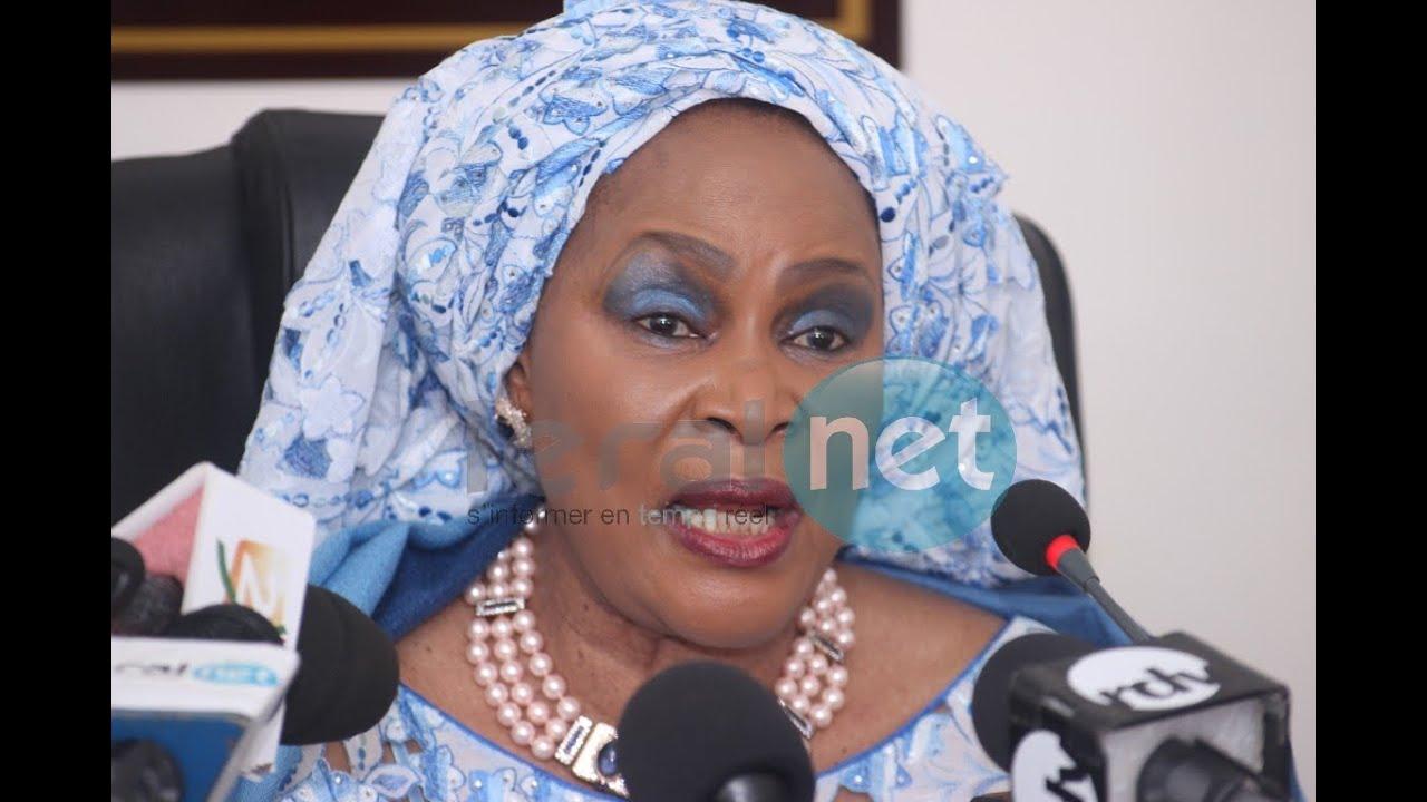 """Aida Ndiongue """"Bilahi Walahi Talahi deifouma lignoumey teidiei kasso"""""""