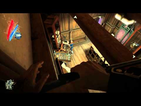Dishonored Dunwall City Trials DLC pt1 |