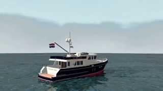 Privateer Trawler 54 - New model 2013