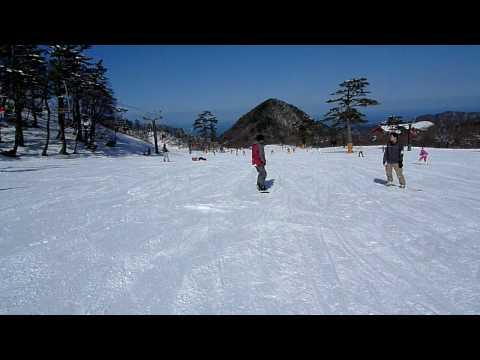 豪円山スキー場
