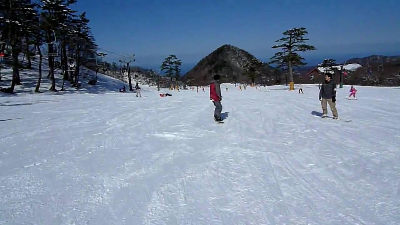 2010/2/7 大山 豪円山スキー場 -...