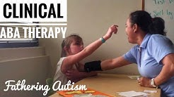 Clinical ABA Therapy | April 2015 Jacksonville School For Autism | Sign Language
