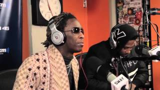 Young Thug Radio Tour Pt.1: Invaded by Lyor