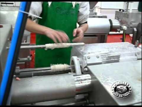 Vemag Lpg208 Twin Horn Sausage Linker From Reiser Youtube