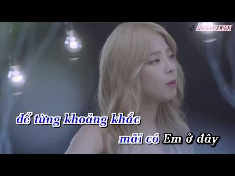 Karaoke HD -  Hãy Tin Anh Lần Nữa - beat chuẩn