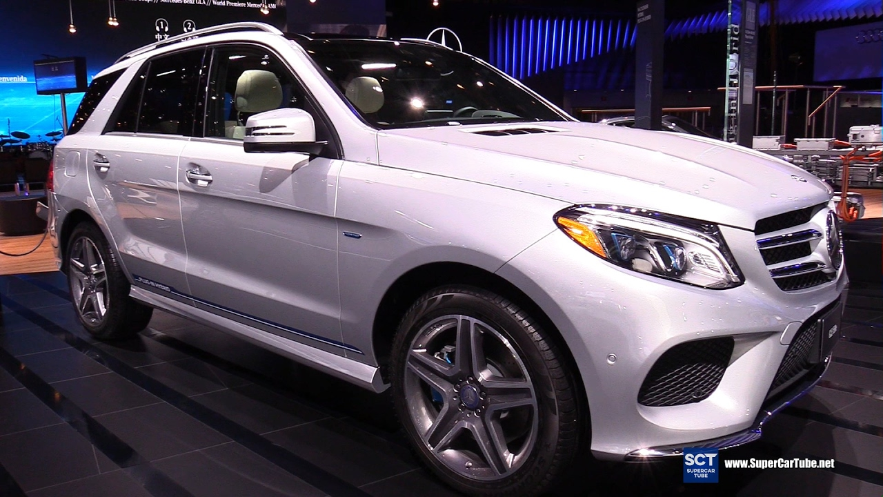 2017 mercedes benz gle550e 4matic plug in hybrid exterior interior walkaround 2017 detroit auto. Black Bedroom Furniture Sets. Home Design Ideas