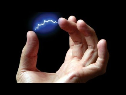 Electric current in your finger tips || how to do it??