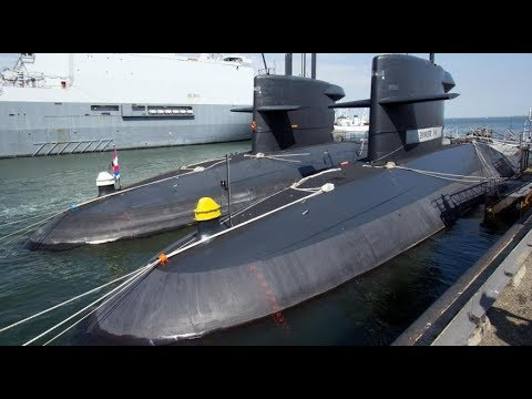 Proudly The Philippines Received Two Submarines Which Were Not Easy For Other Countries To Get It!