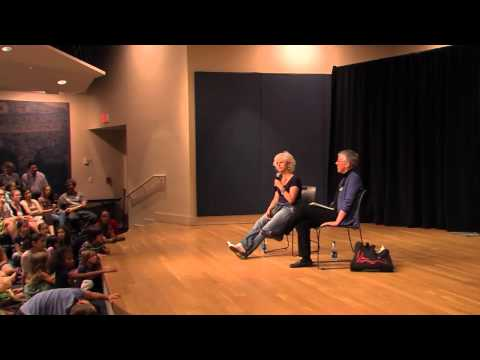 Author Kate DiCamillo Talks about Her Favorite Book(s)