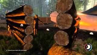 ОГОРОД С ЯГОДАМИ The Forest прохождение 1080p Часть 48