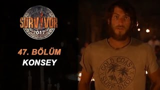 TV'de Yok - Ada konseyinin montajsız görüntüleri! | 47. Bölüm | Survivor2017