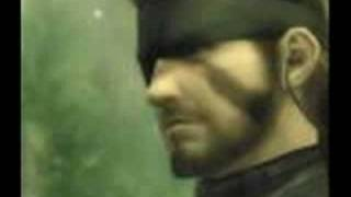 Snake Eater ((Full Theme Song)) With Lyrics