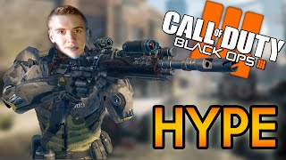 "CoD Black Ops 3 ""FIRST LIVE COMM!"""