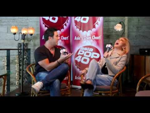 AGNEZ MO talks about her FANmily on Asia Pop 40