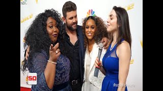 Team Blake The New Sexiest Team Alive The Voice SE14